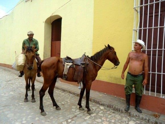 Cuba, Trinidad. www.girlabouttheglobe.com