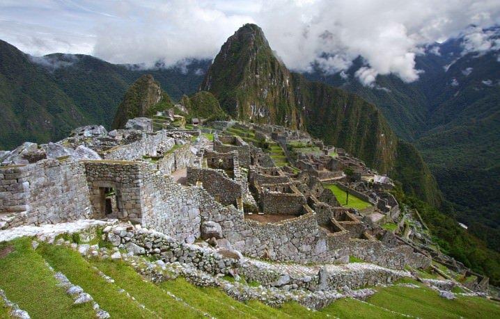 Travelling solo in Peru - Machu Picchu