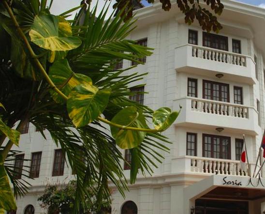 Soria Moria Boutique Hotel, Siem Reap