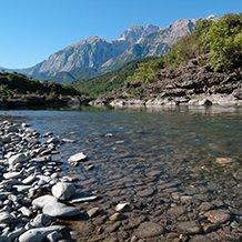 albania river gorge