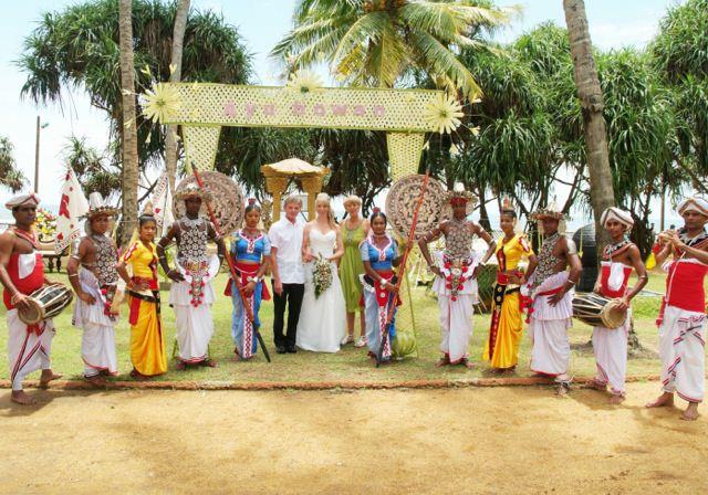 My Sri Lankan wedding