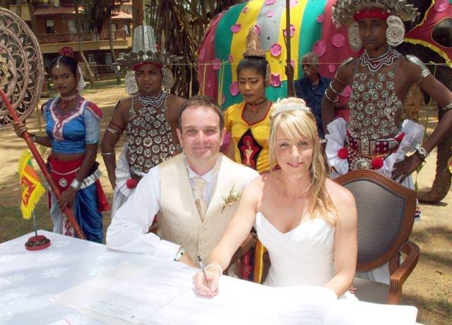 Saying my vows