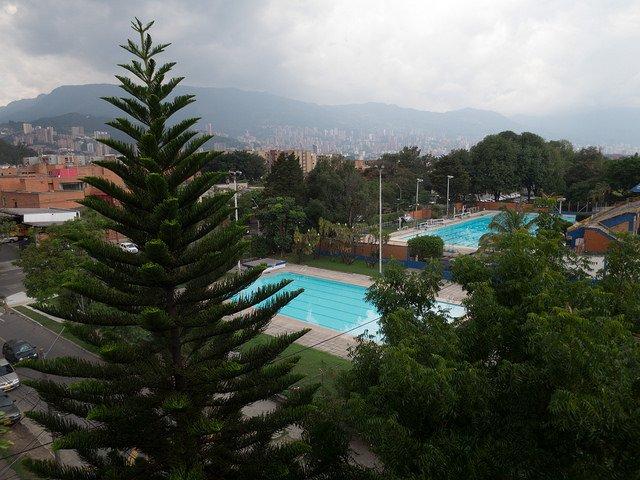 International House Medellin.
