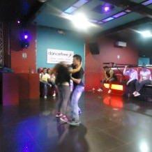 Latin America dance