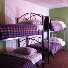 Surviving hostel bunk beds