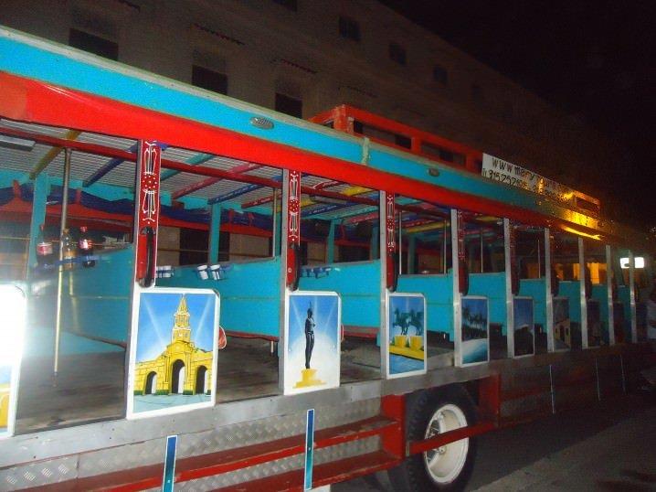 Chiva Tour Cartagena