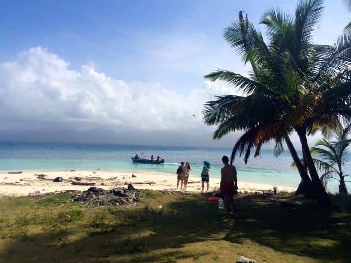 San Blas islands.