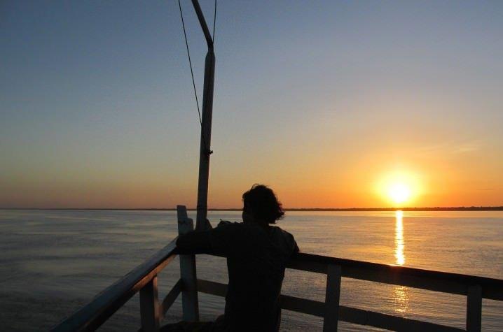 Travelling solo in Brazil