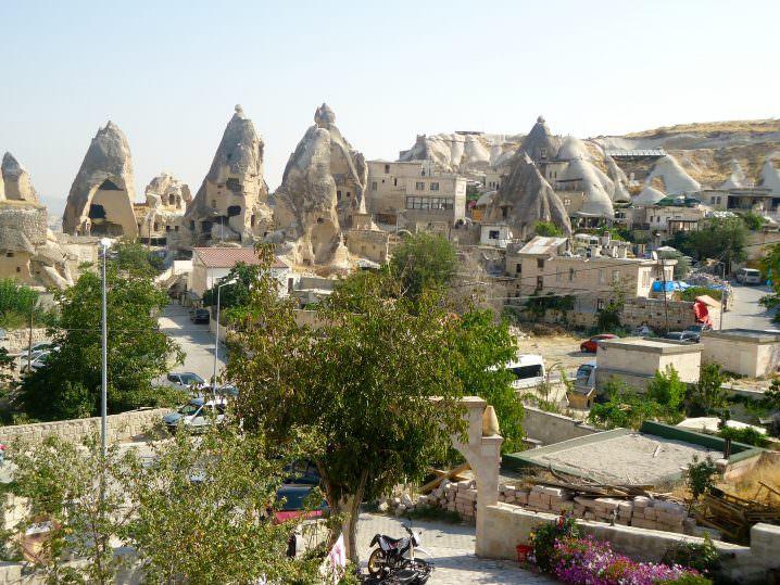 Cappadocia - Turkey with Katrinka