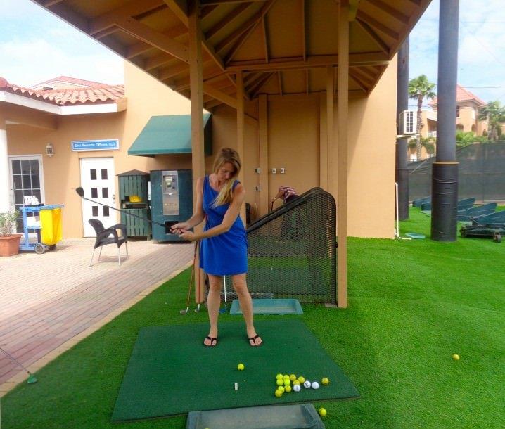 Divi Village Golf & Beach Resort in Aruba.