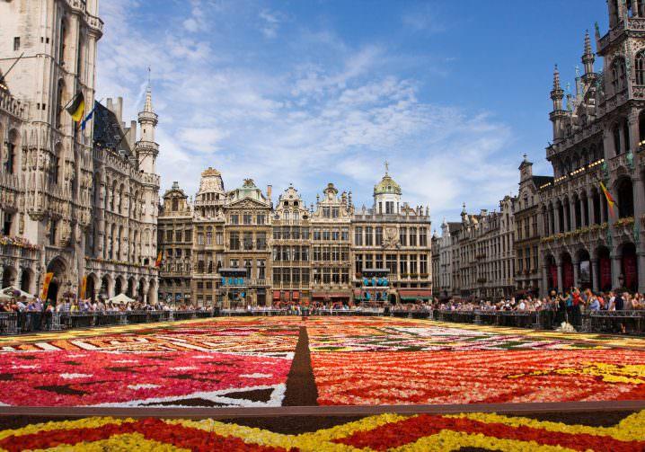 Belgium with Sofie