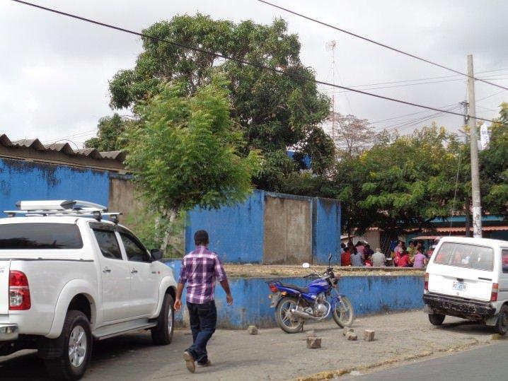 prison in Nicaragua