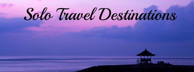 2016 solo travel destinations