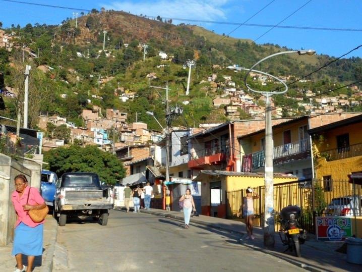 Women traveling solo in Colombia