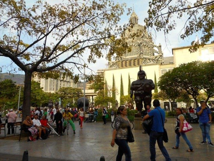 Medellin - Women traveling solo in Colombia