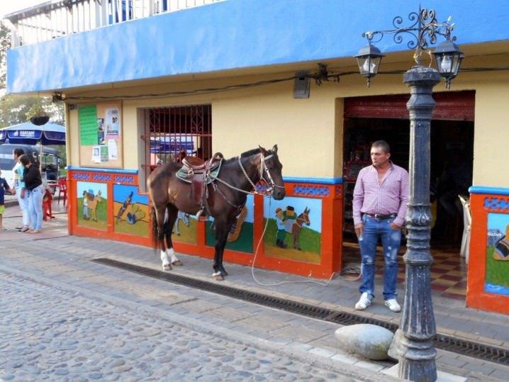 Guatape - Women traveling solo in Colombia