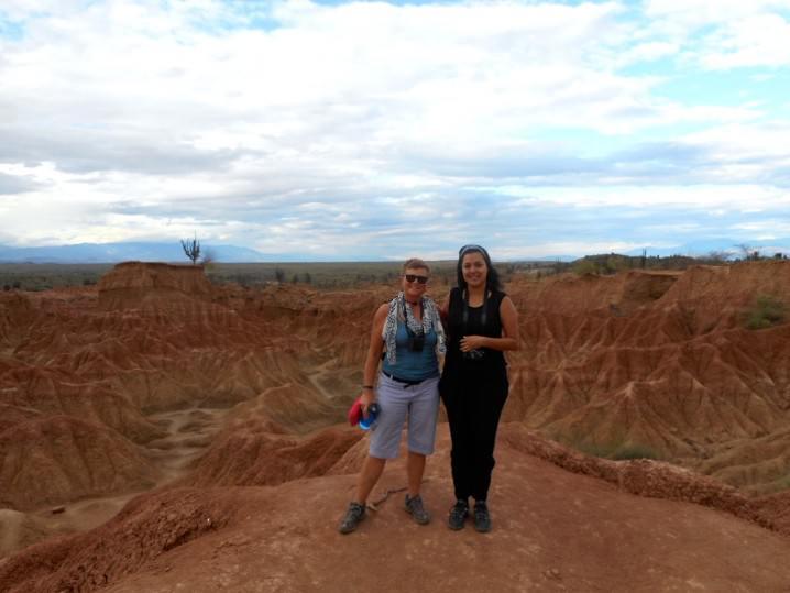 Women travelling solo in Colombia