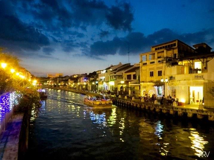 Solo travel in Malaysia - Malacca
