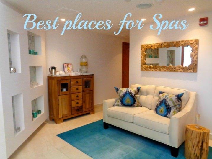 Best Places For Spas