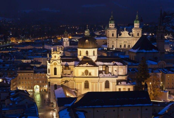 Austria - Salzburg. Travelling solo in Austria