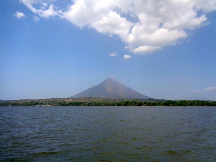Lake Ometepe Nicaragua