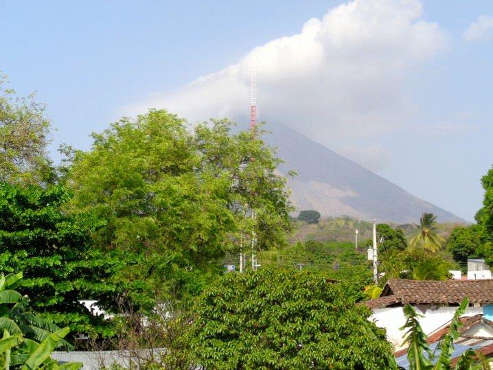 Isla De Ometepe Nicaragua. The Landing Hotel