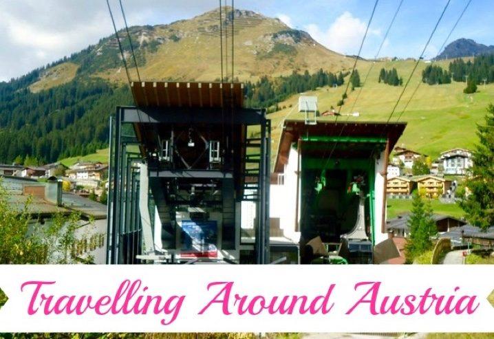 Travelling around Austria