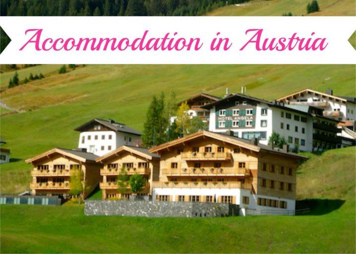 Accommodation in Austria