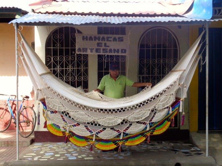 Alone in Masaya, Nicaragua