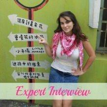 Taiwan with Sarah