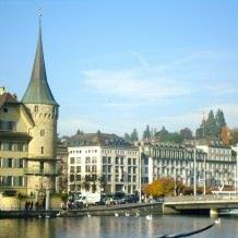 Solo Travel in Switzerland - Lucern