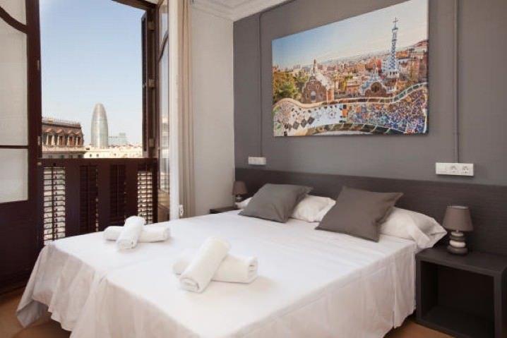 Apartment Barcelona - Solo Female Friendly Accommodation ...