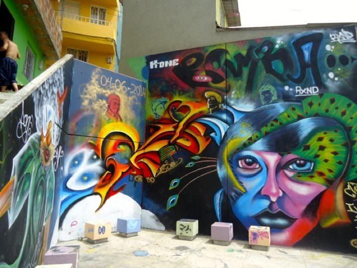 Transforming Comuna 13, Medellin