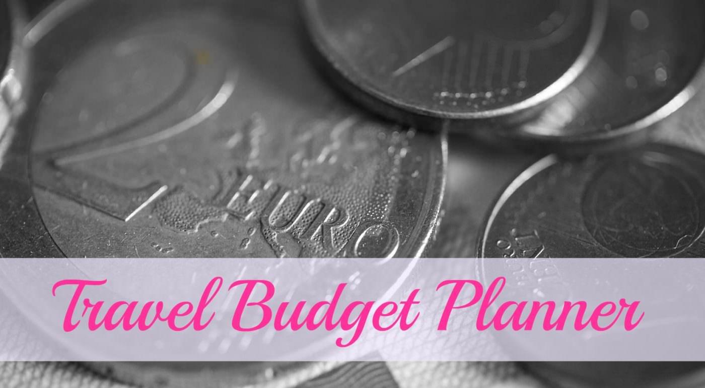 travel budget planner https www