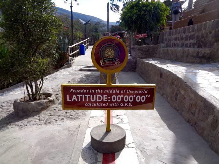 The Equator - La Mitad del Mundo