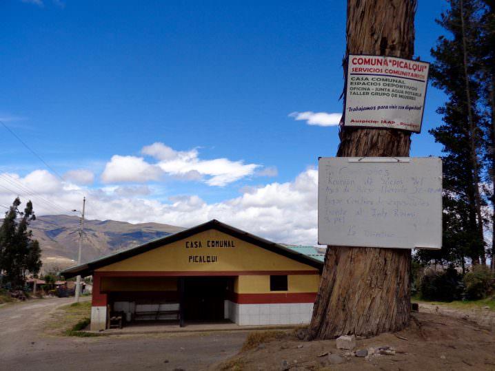 The Ecuadorian Andes - FBU