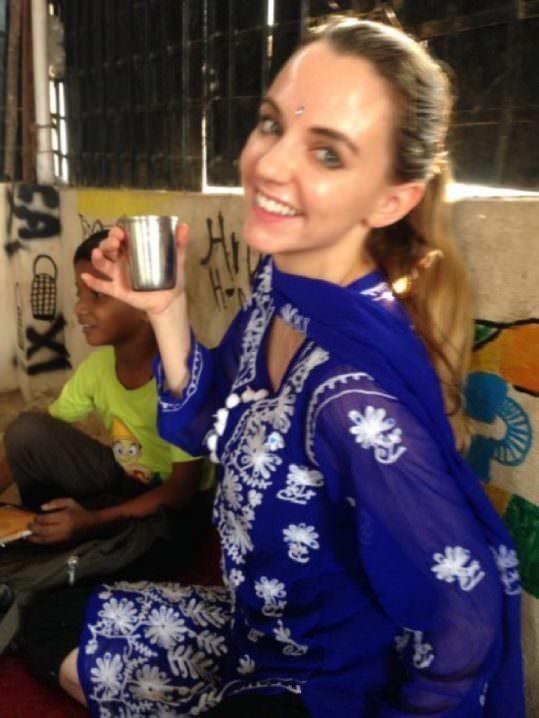 Happy chai addict