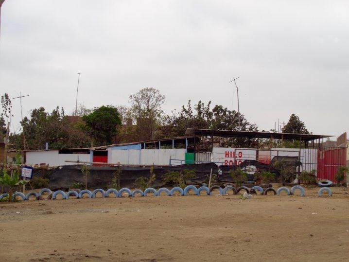 Hilo Rojo - Child Poverty in Peru