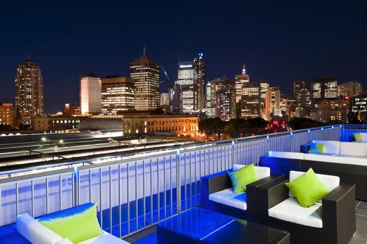 Bounce, Sydney
