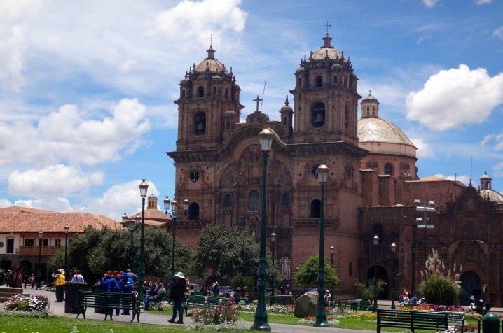 How I travelled Peru