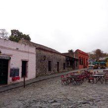 Going Solo in Colonia, Uruguay