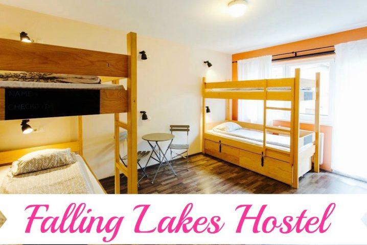 Falling Lakes Hostel, Croatia