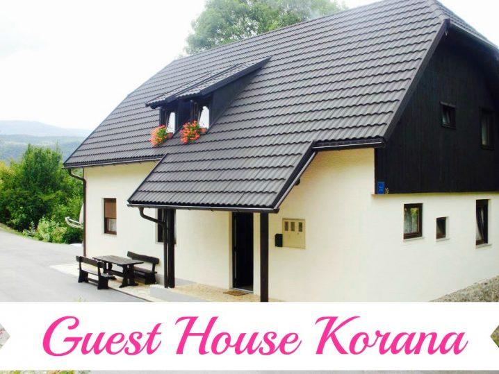 Guest House Korana, Croatia
