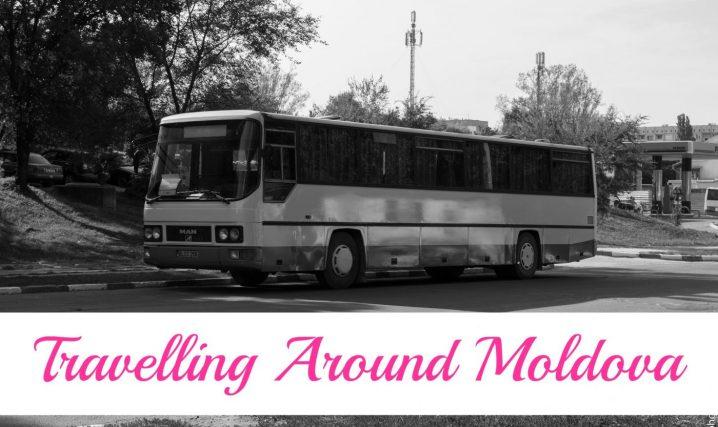 Travelling Around Moldova