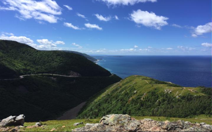 Visiting Nova Scotia
