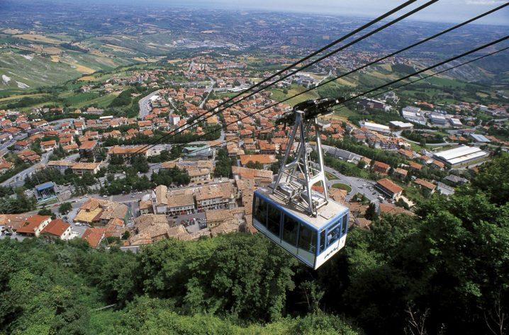 San Marino Tour