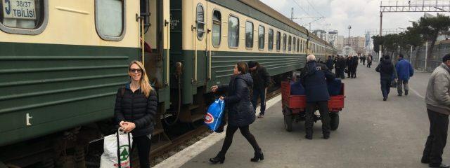 Georgia to Azerbaijan