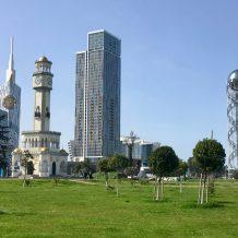 My Georgia Itinerary; Batumi