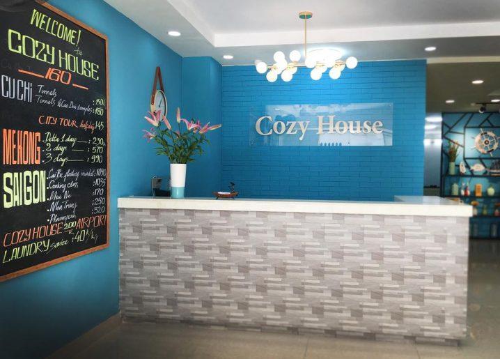 Ho Chi Minh - Cozy House 160
