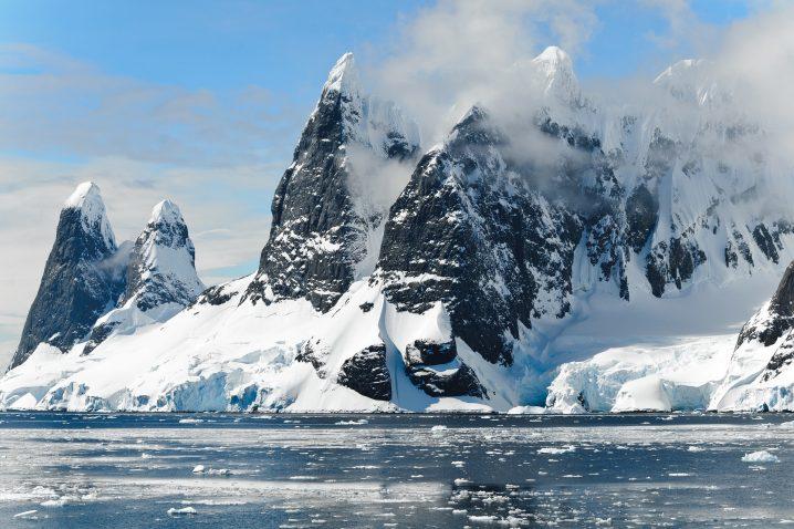 Solo travel to Antarctica